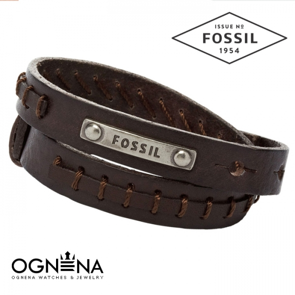 Гривна Fossil JF87354040