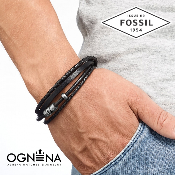 Гривна Fossil JF85299040