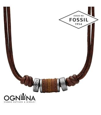 Колие Fossil JF00899797