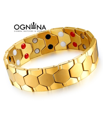 Гривна Magnetic Gold