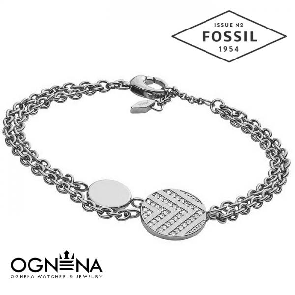 Гривна Fossil JF02818040