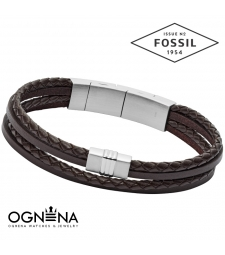 Гривна Fossil JF02934040