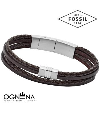 Гривна Fossil JF02934040