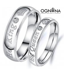 Сет пръстени Queen & King
