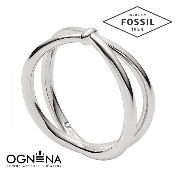 Пръстен Fossil JF02867040