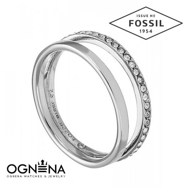 Пръстен Fossil JF02911040