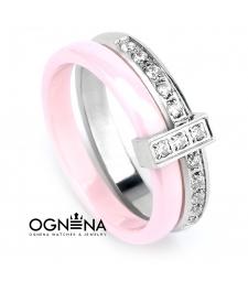 Пръстен Pink 001