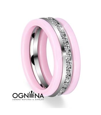 Пръстен Pink 003