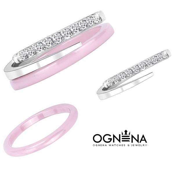 Пръстен Pink 005