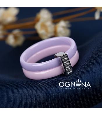 Пръстен Pink 008