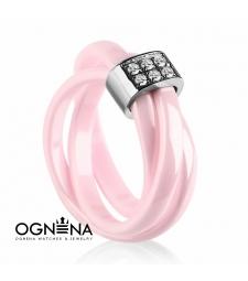 Пръстен Pink 009