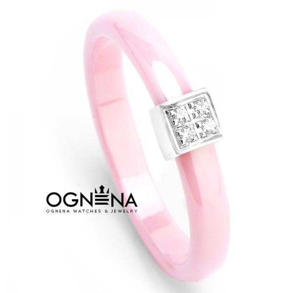 Пръстен Pink 0014