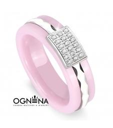 Пръстен Pink 0018