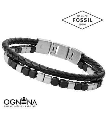 Гривна Fossil JF03122040