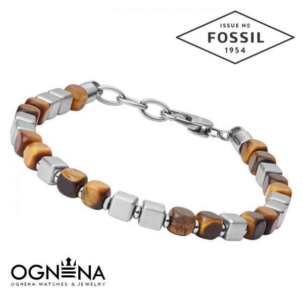 Гривна Fossil JF03132040