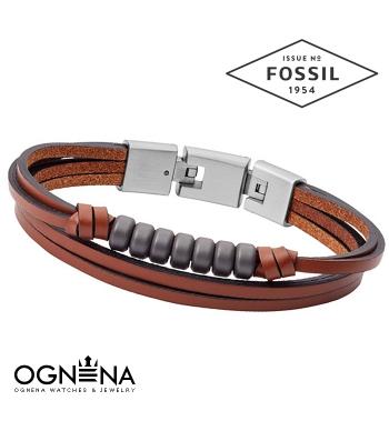 Гривна Fossil JF03128040