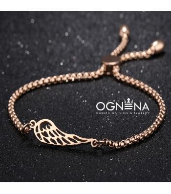 Гривна Angel Gold