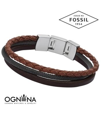 Гривна Fossil JF02213040
