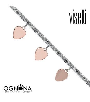 Гривна VISETTI 9V-BR001-1R