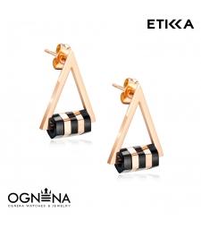 Обеци ETIKKA e086