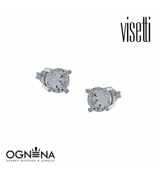 Обеци VISETTI 9A-SC033-1