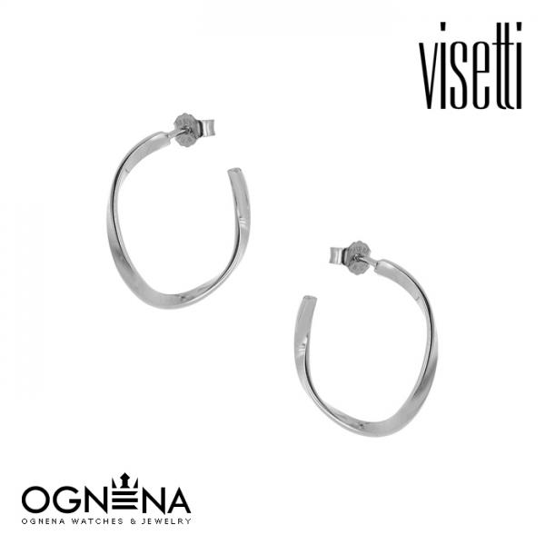 Обеци VISETTI 9A-SC139-1
