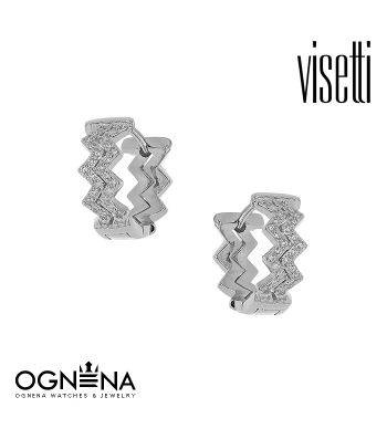 Обеци VISETTI 9A-SC130-1