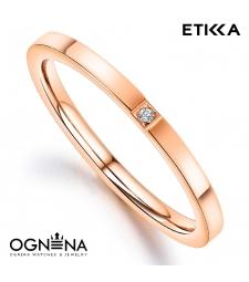 Пръстен ETIKKA e0124-2