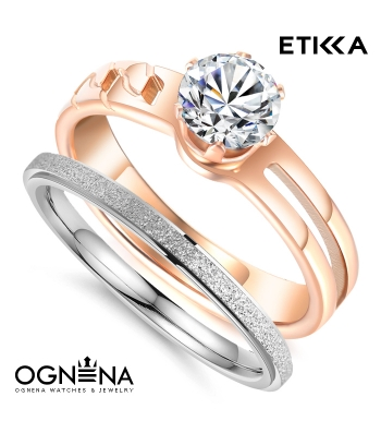 Пръстен ETIKKA e0214