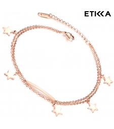 Гривна за крак ETIKKA e0229