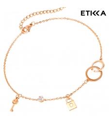 Гривна за крак ETIKKA e0236