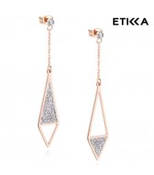 Обеци ETIKKA e0250