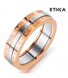 Пръстен ETIKKA e0281