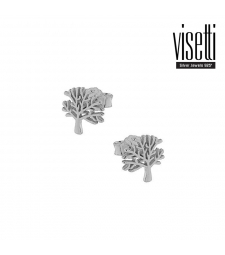 Обеци VISETTI 9A-SC053-1