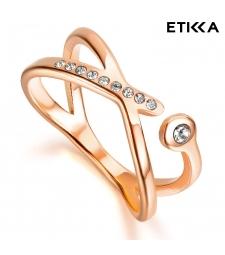 Пръстен ETIKKA e0376