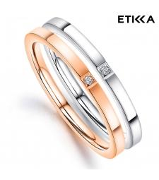 Пръстен ETIKKA e0383