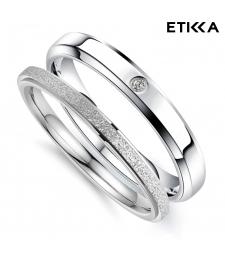 Пръстен ETIKKA e0386
