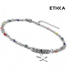 Гривна за крак ETIKKA e0428