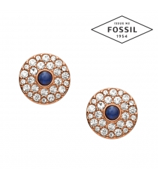 Обеци Fossil JF03583791