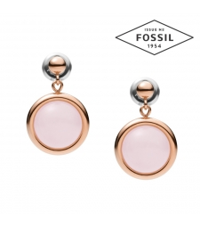 Обеци Fossil JF03672791