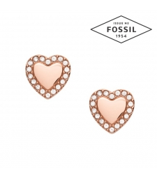 Обеци Fossil JF03364791