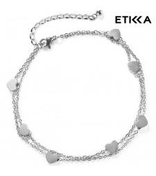 Гривна за крак ETIKKA e0524