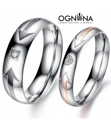 Сет пръстени Follow Me