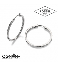 Обеци Fossil JF00039040