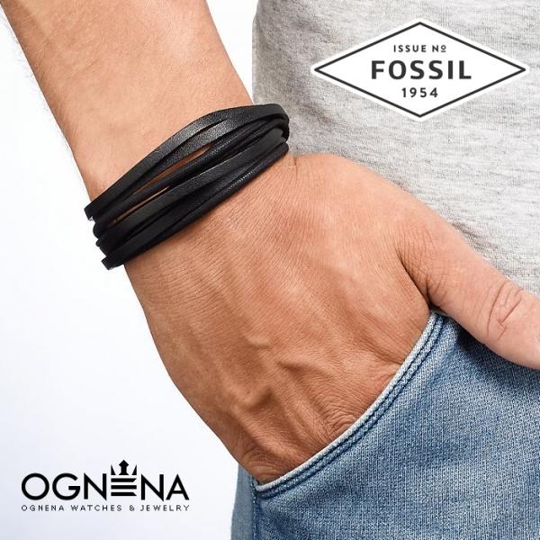 Гривна Fossil JF86182040