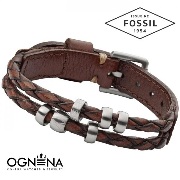 Гривна Fossil JF02345040