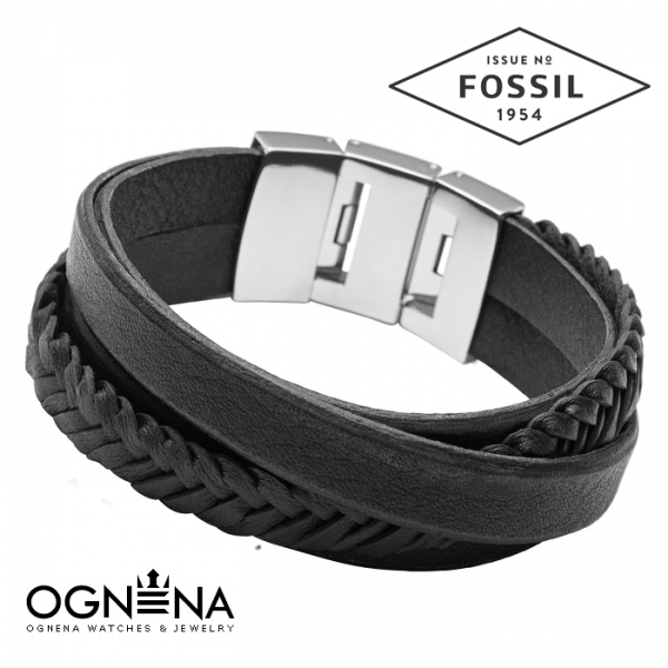 Гривна Fossil JF02079040