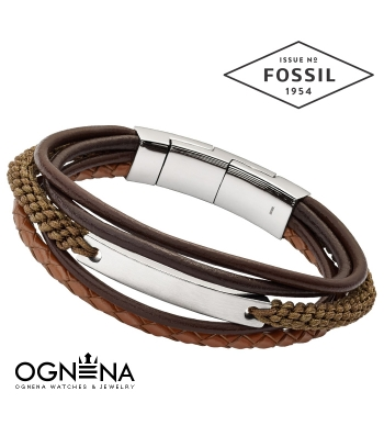 Гривна Fossil JF02703040